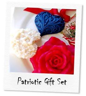 patriotic gift set
