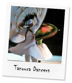 tanoura dancers