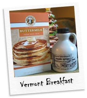 vermont breakfast