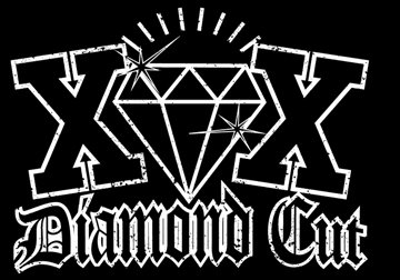 Diamond Cut Straight Edge