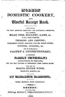 into the mind of jaimey grant homemade monday regency receipt 1