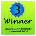 australia, startup, carnival, 2008, VS Consulting Group, Strategic Palnning, Technology