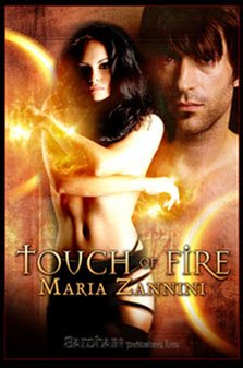 <b>TOUCH OF FIRE</b>