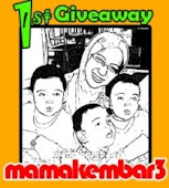 Mama Kembar 3 Give Away