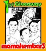 Mama Kembar 3 Give Away