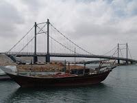 Khor Al Bath bridge - Sur