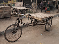 Trishaw flatbed Dhaka
