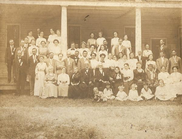 1911 Lander Reunion
