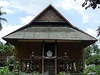 Rumah Adat Sulawesi