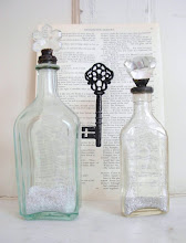 Soldered bottles