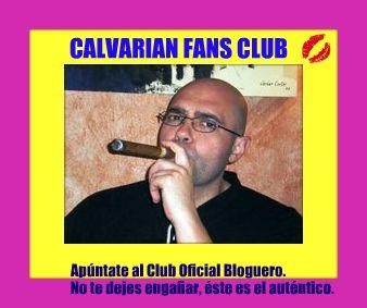 CALVARIAN FANS CLUB.