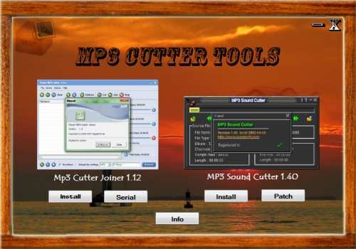 Open your mind: Mp3 Cutter Tools (2 in 1)