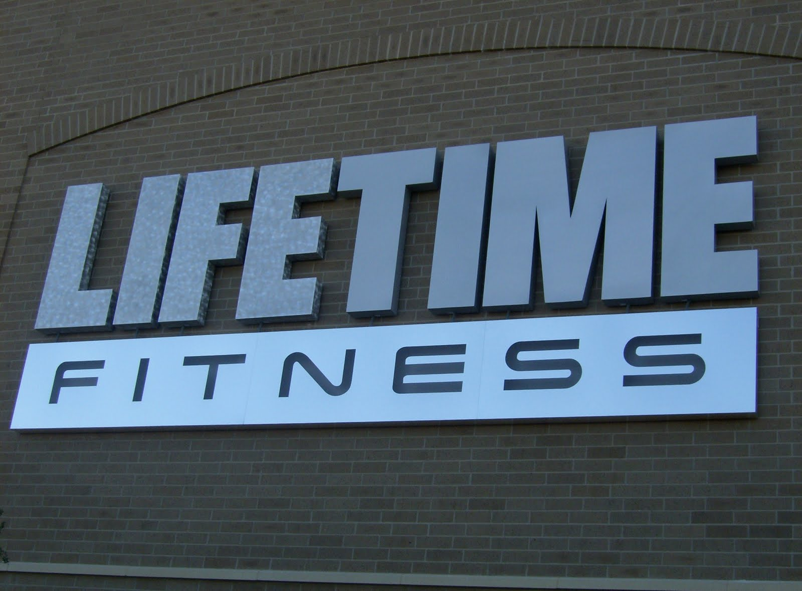Ramblings of a happy woman a lifetime of enjoyment for Gym life fitness