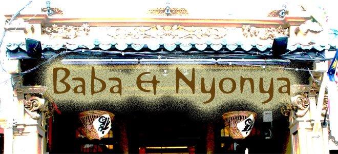 Nyonya and Baba