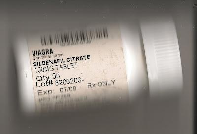 Viagra Label