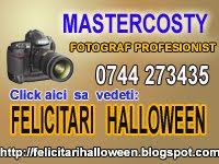 FELICITARI  HALLOWEEN