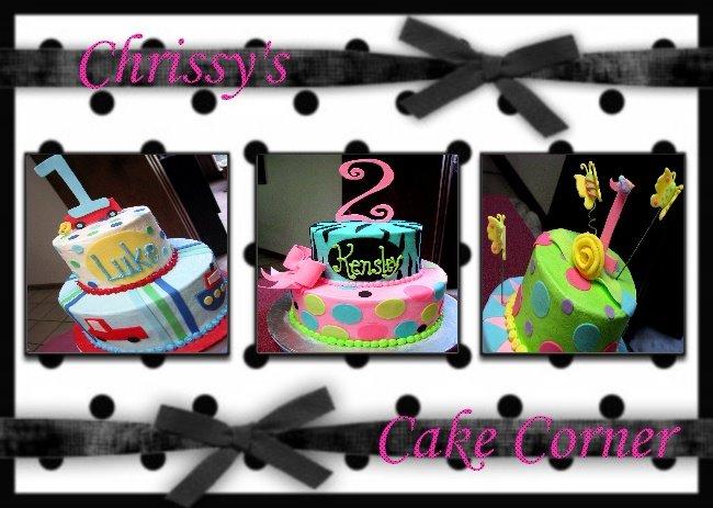 Chrissy's Cake Corner
