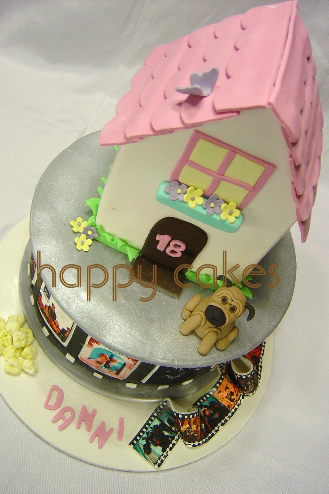 Happy Cakes 18 Things She Likes