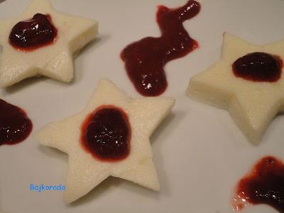 Gwiazdki z kaszy manny