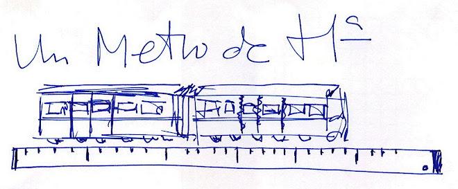 Un Metro de historia