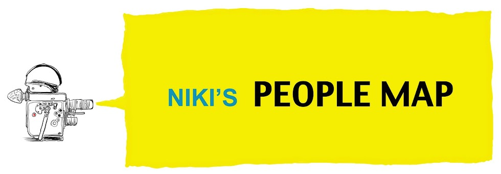 Niki's People Map