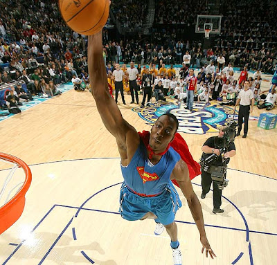 superman dwight howard wallpaper. Dwight Howard - Superman!