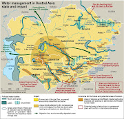 Water management in Central Asia: state and impact