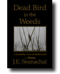 Dead Bird in the Weeds