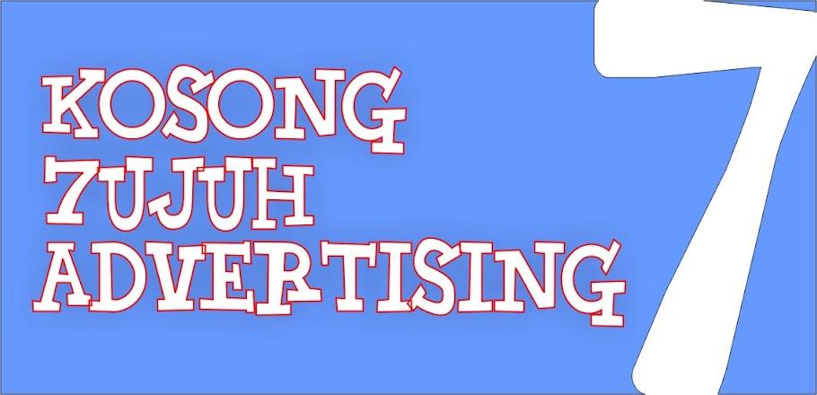 Kosong Tujuh Advertising
