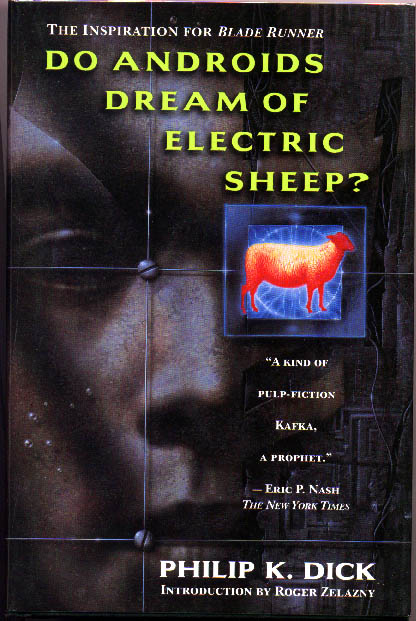 book review do androids dream of electric sheep