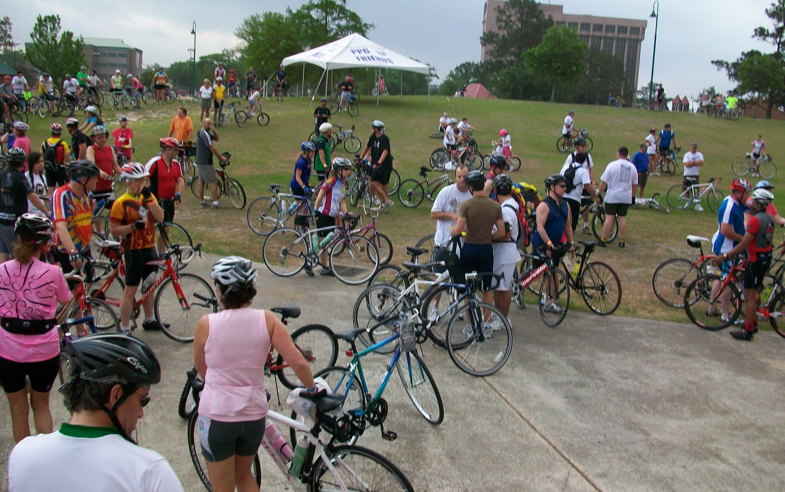 Tour Lafitte Bike Ride