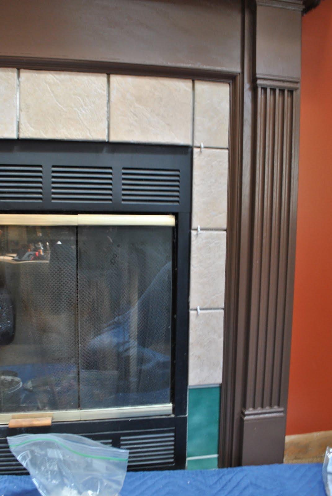 Diy fireplace surround transformation jenna burger solutioingenieria Image collections