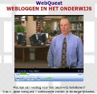 Weblogsinhetonderwijs