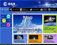 Klik hier om naar de site ESA kids te gaan