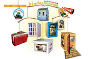 Naar het Kindermuseum van het Joods Historisch Museum