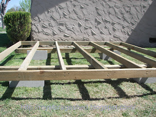 ... to Build a Storage Shed: step 1 Building The Storage Shed Foundation