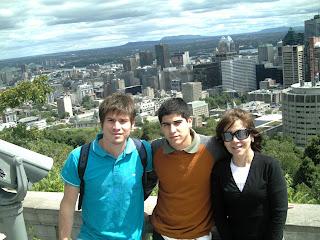 Montreal desde arriba