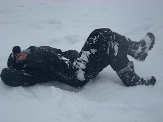 Mauri a la nieve