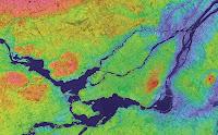 Gran Montreal, actualmente y con altura de los terrenos