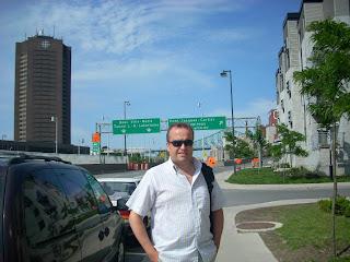 El edificio de la CBC en Montreal