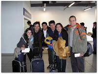 Con Adri/Romi, todos juntos para la última foto de Argentina