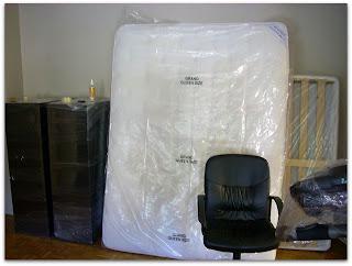 Los muebles protegidos