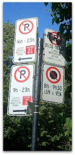 ¿Se animan a estacionar acá?