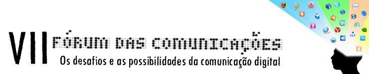 VII Fórum das Comunicações de Juiz de Fora e Região