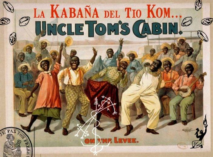 la Kabaña del tio Kom . . .