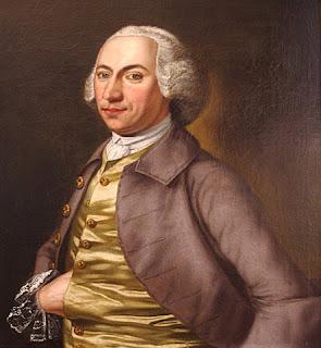 A portrait of Malachi Blake