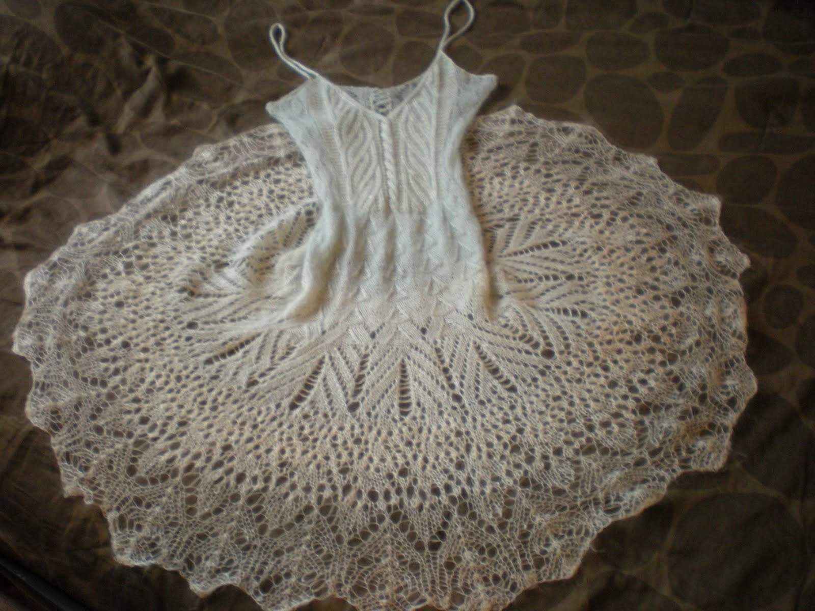 Mohair Lace Knitting Pattern Free : Laura Zukaite: Magic of Mohair Competition sponsored by ...