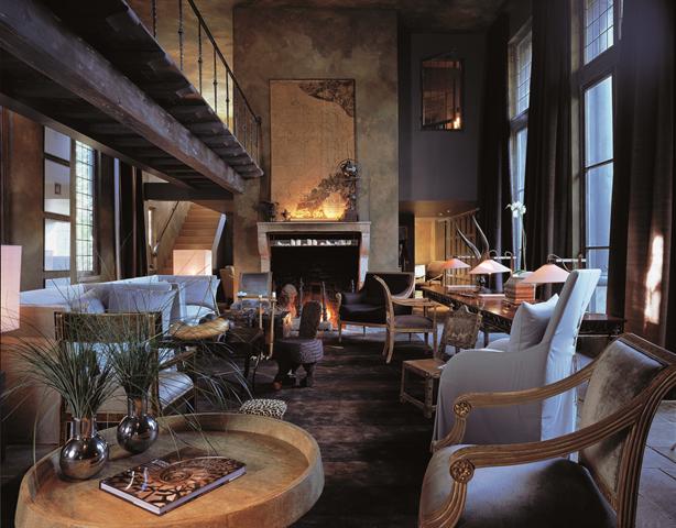 Susan Ferrier rachel hazelton interior design: italian style