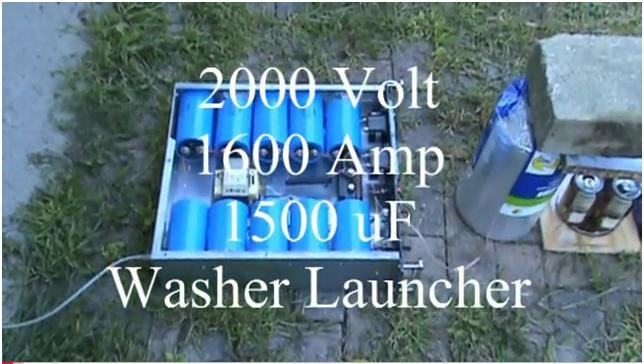 My Commentary And Technical Help 2000 Volt Washer