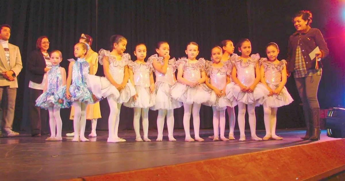 Ballet & Danza: Noticia, El Heraldo, Ambato-Ecuador